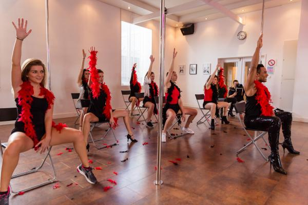 Workshop Burlesque in Den Bosch