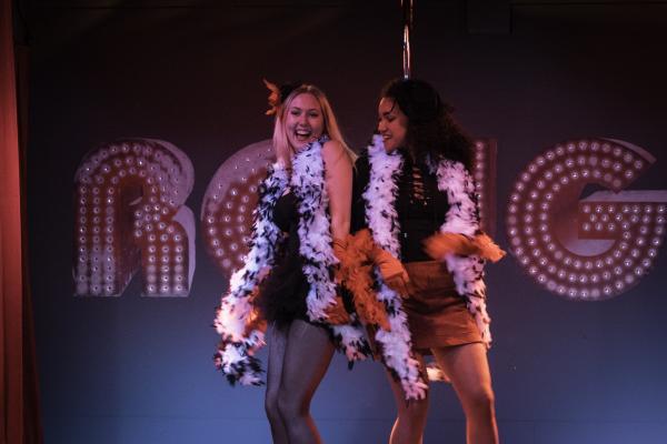 Workshop Burlesque in Den Bosch