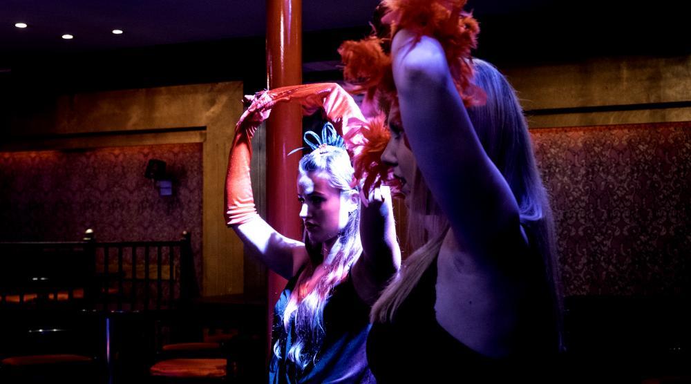 Slide 1: Workshop Burlesque